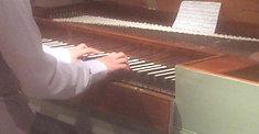 楽器博物館での演奏②