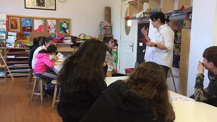 6. Sınıf - Görsel Sanatlar Dersi