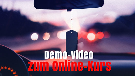 Demo-Video Online-Kurs