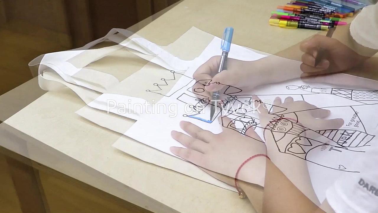 Тайвек® - изготовление ярких сувениров и промопродукции