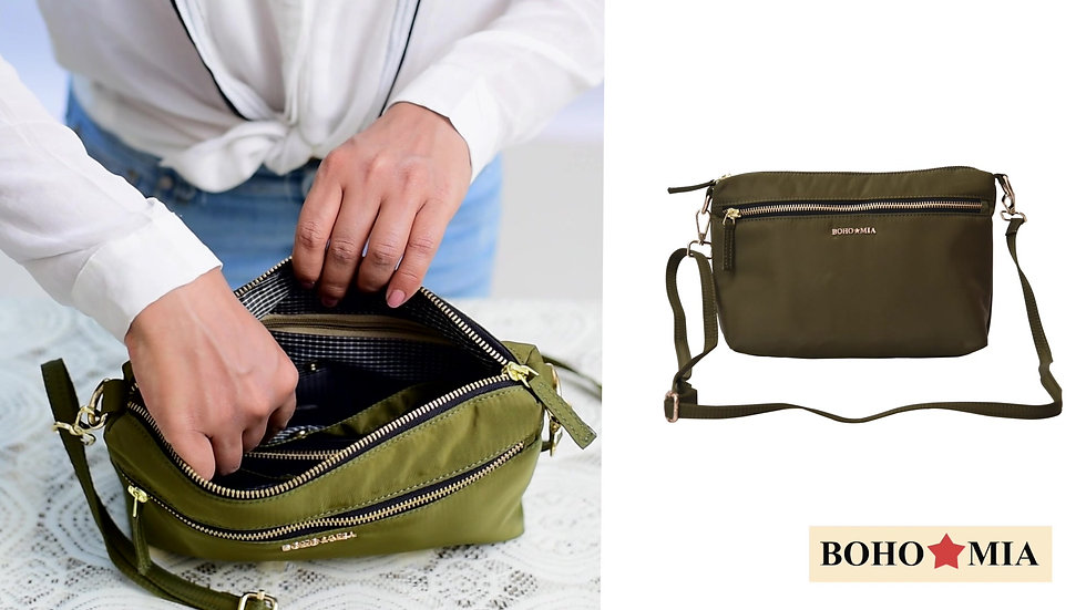 Be-Right-Back Sling Bag