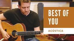 Best Of You - Performance of Foo Fighters -  (James Betteridge)