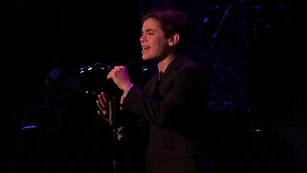 James Bernard at 54 Below - This is the Moment