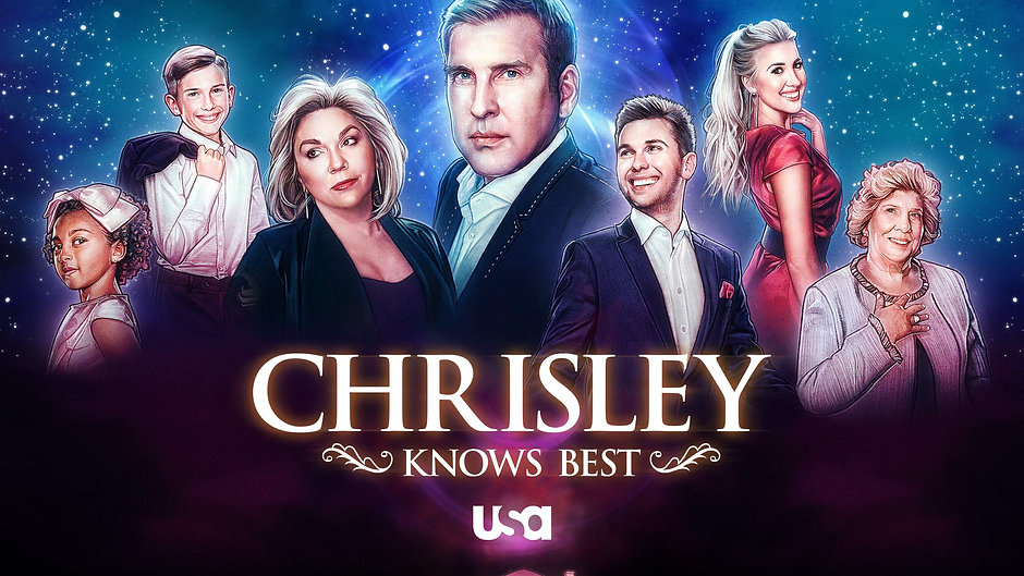 Editorial: Chrisley Knows Best - Web Content