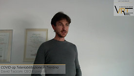 David Tacconi, Eurelia | Teleriabilitazione Trentino