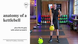 Pro Kettlebell Fundamentals #3- Anatomy & The Hook Grip