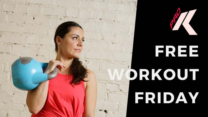 Free Workout Friday #14