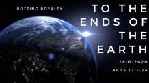 Acts 12:1-24 - Rotting Royalty