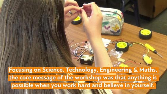 STEM_ Confidence and Coding - Ysgol Eiras July 2017