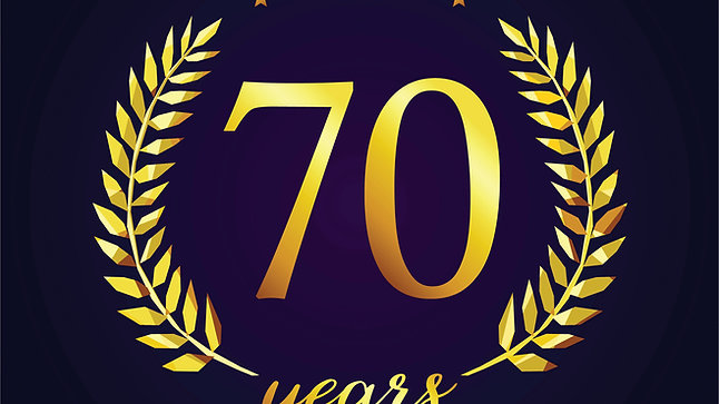 """2019-2020 """"70 Years of Excellence"""" Season"""