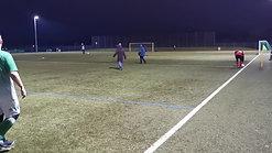 Spielausschnitt Heavy Kickers vs. FC Dortmund