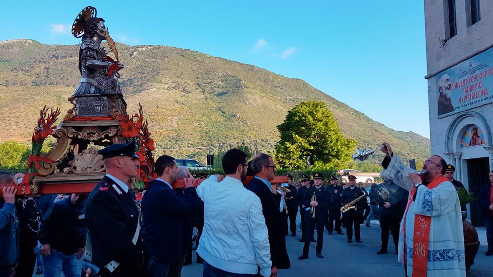 Processione di San Nicandro