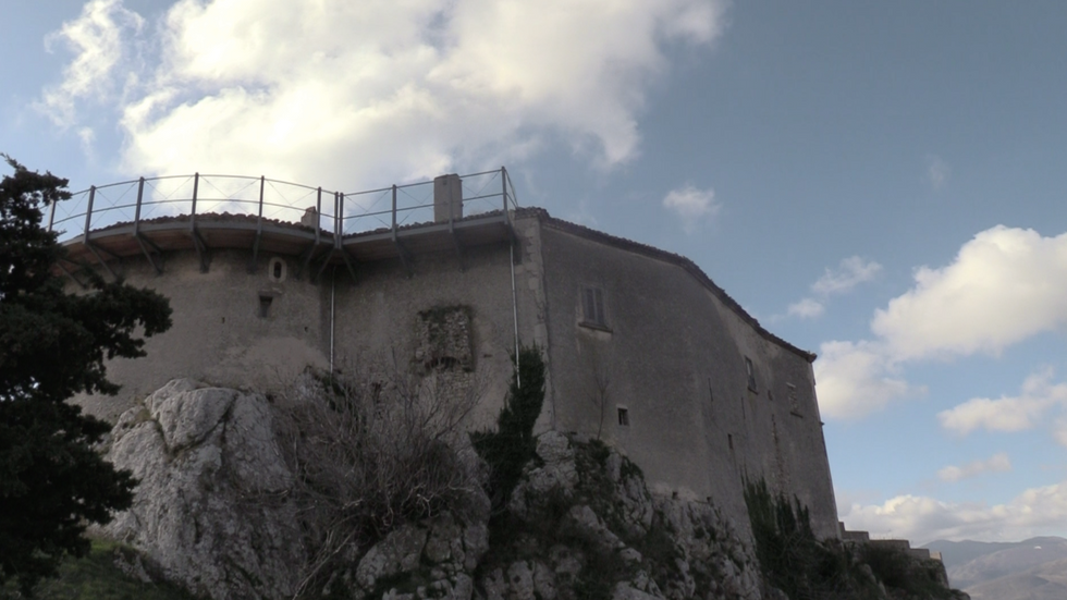 Castello di Macchiagodena