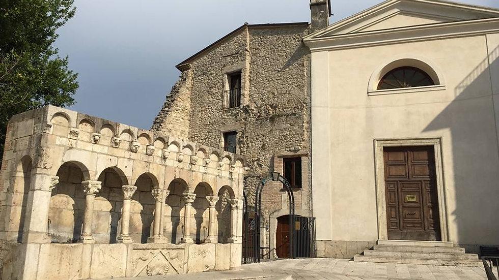 Museo del Tombolo