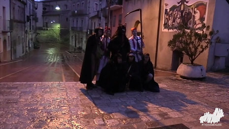 Diavolo Tufara - La maschera