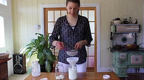 Comment préparer le kéfir de lait maison