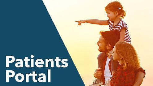 Benefits of our Patients Portal
