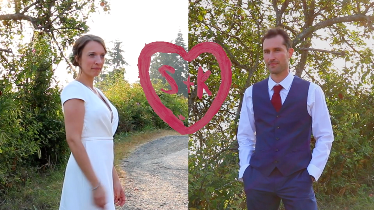 KYLE & SARA'S WEDDING