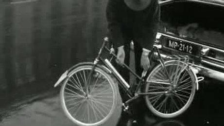 Polygoonjournaal 1964 opvouwbare fiets