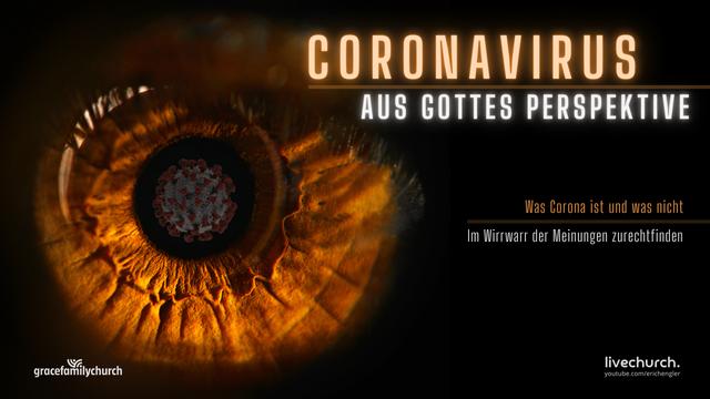 Coronavirus aus Gottes Perspektive
