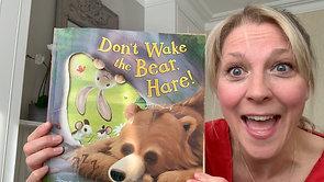 Don't Wake the Bear Hare!