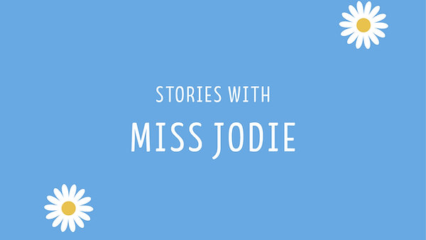 Miss Jodie Reads