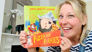 George's Amazing Adventures, Pizza For Pirates