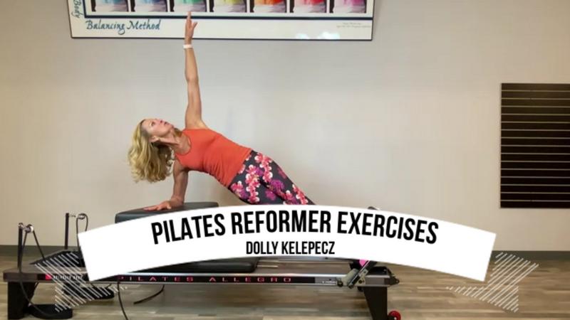 Pilates Reformer Exercises- Beginner to Advanced