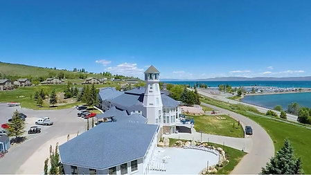Lake Wedding Venue in Bear Lake, Utah