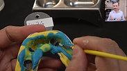 8 - Diferença do Molde de Transferência com Cerâmica