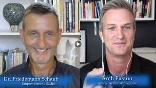 Empowerment Radio with Dr. Friedemann Schaub: How To Stress Better with Arch Fuston
