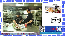 Karvouna Sessions presents pan seared lamb chops with Chef Cory Preston