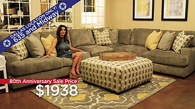 Freed's Furniture Anniversary Sale