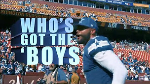 We've Got The 'Boys!