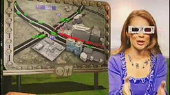 3D Traffic- CBS 11 DFW