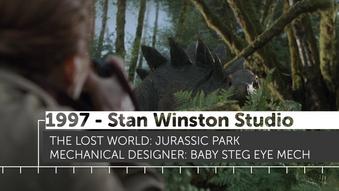 The Lost World: Jurassic Park (Stegosaurus)