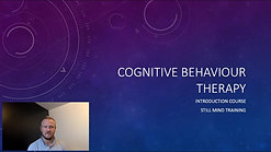 Cognitive Behaviour Therapy Intro Course