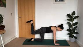 G-ILATES Pilates | Full body + extra glutes | 23.03.21