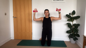 G-ILATES Pilates | Prenatal Class + weights | 01.09.21