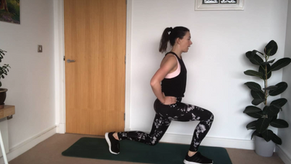 G-ILATES Pilates | HIIT Pilates | 19.04.21 (35 mins)