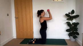 G-ILATES Pilates | Full body + weights | 02.09.21
