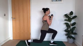 G-ILATES Pilates | HIIT Pilates + weights | 15.03.21 (30 mins)