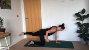 G-ILATES Pilates | Prenatal + weights | 11.08.21