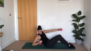 G-ILATES Pilates | + weights | 30.04.21