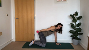 G-ILATES Pilates | Postnatal Class + weights  | 27.01.21