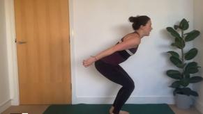 G-ILATES Pilates | HIIT Pilates + weights | 18.01.21 (30 mins)