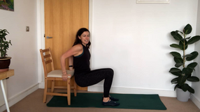 G-ILATES Pilates | Postnatal Class + chair | 07.04.21