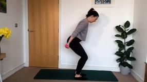 G-ILATES Pilates | Postnatal Class + weights | 17.03.21