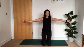 G-ILATES Pilates | Postnatal Class + weights | 24.02.21