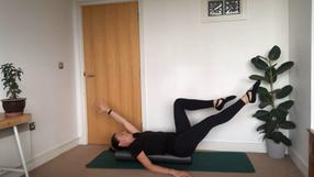 G-ILATES Pilates | + long roller | 16.05.21